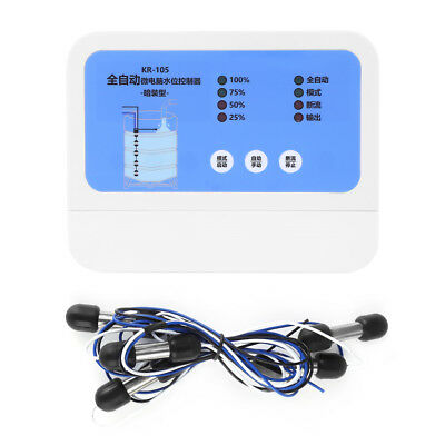 10A Microcomputer Automatic Water Level Detection Sensor Water Pump Controller