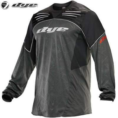 DYE C14 UL Paintball Jersey (grey/grau, XL/2XL)