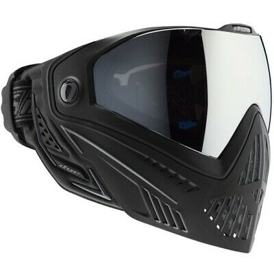 Dye I5 Paintball Thermal Maske ONYX (schwarz)