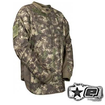 Planet Eclipse G2 Molle HDE Camo Paintball Jersey (L)