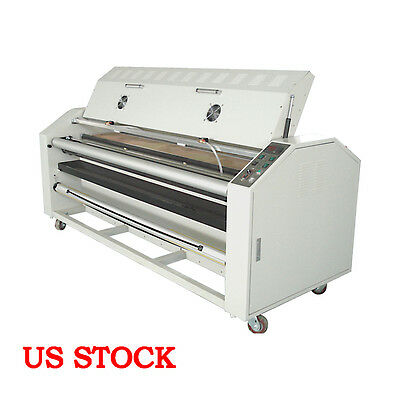 "US Stock 63"" Full-auto Wide Format Liquid Laminator Lamination Machine"