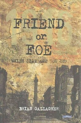 Friend or Foe: 1916: Which side are you on? by Brian Gallagher (Paperback)-H005