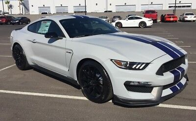 Ford Mustang GT350 Shelby style BodyKit Conversion Upgrade 2015 -18 & Fenders