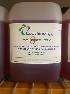 Heating, Cooling & Air Nuheat Thermox DTX  Non-Toxic Heat transfer Fluid For Underfloor