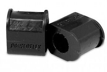 Powerflex BLACK Front Anti Roll Bar Inner Bush 23mm PFF60-103-23BLK for Renault