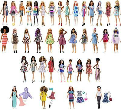 Barbie Fashionistas Dolls Fashion Doll