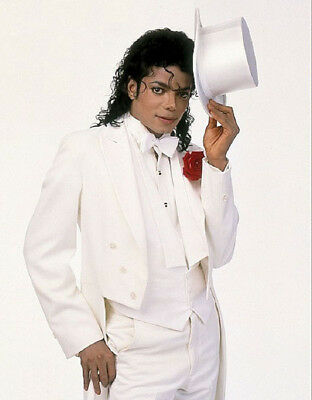 Michael Jackson UNSIGNED photo - K6301 - King of Pop!!!