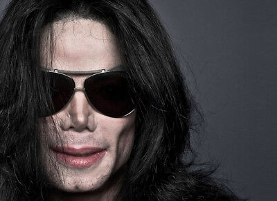 Michael Jackson UNSIGNED photo - K6302 - American singer, songwriter and dancer