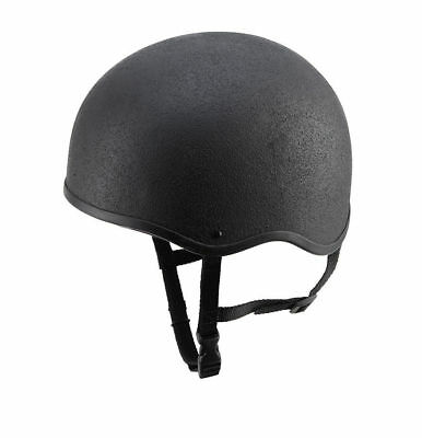 SHIRES SKULL CAP SAFETY HORSE RIDING HAT/HELMET 60cm - 62cm Kitemarked