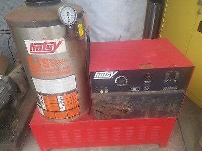 Hotsy hot water Pressure Washer Kercher