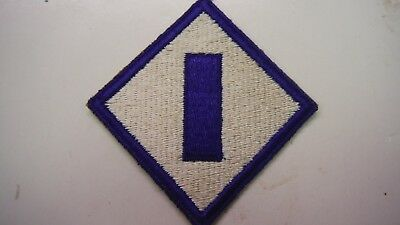 U.S. Army WWII 1st Service Command Shoulder Patch