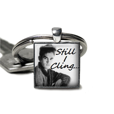 Morrissey keyring Smiths Keyring Lyrics Handmade Morrissey I know it's over gift