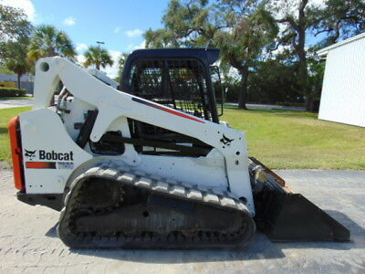 2012 Bobcat T-650 Turbo Skid Steer Track Loader - Best Shipping Rates