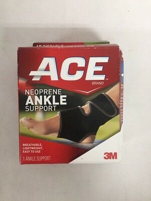 ACE Neoprene Ankle Support Moderate - Adjustable