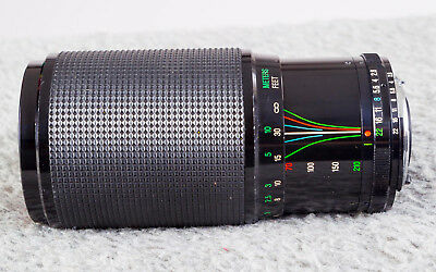 Vivitar 70-210mm Series 1 F2.8-4.0 Komine V3 Version!  For Nikon Ai Guaranteed!