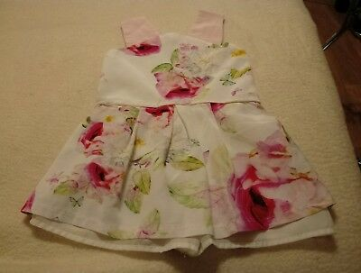 Girls Ted Baker Playsuit. Age 6 Years.