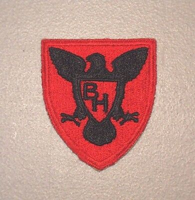 Ww2 U.s Army 86Th Infantry Division Patch  L@@k