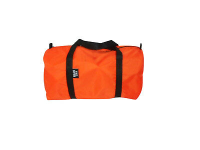 First Aid Kit emergency response trauma bag,water resistant,Orange Made in USA