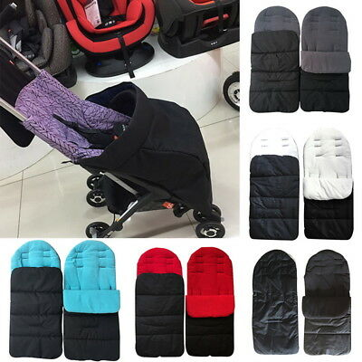 Universal Baby Stroller Thick Pushchair Footmuff Sleeping Bag Seat Cover GIFT