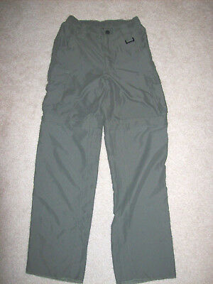 Boy Scout BSA Official Switchback convertible pants Youth Medium 10-12
