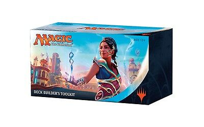 MTG Magic - Kaladesh - Deck Builder's Toolkit (incl. 4 boosters)
