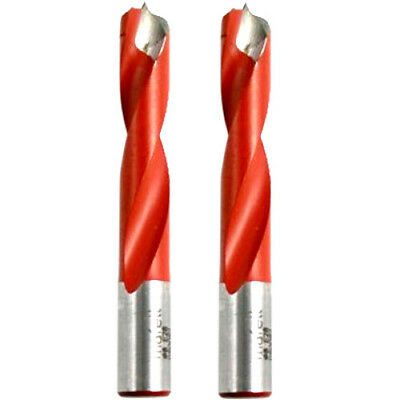 2 x Mafell Dowel Drill Bit for DD40G Duo Doweller - 090 098