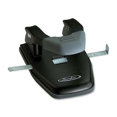 Swingline Heavy Duty Comfort Handle 2-Hole Punch Paper Punch Office Home School
