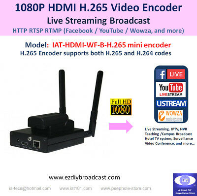 HDMI STREAMING ENCODER Youtube Twitch Ustream LiveStream