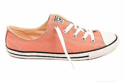 2d02081ec42e Converse Women CTAS Dainty Canvas 553374C Sneakers Pink Blush UK 8 RRP £78  BCF74