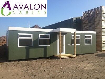 24ft x 12ft Modular building, Portable building, Cabin, Office, Showroom.