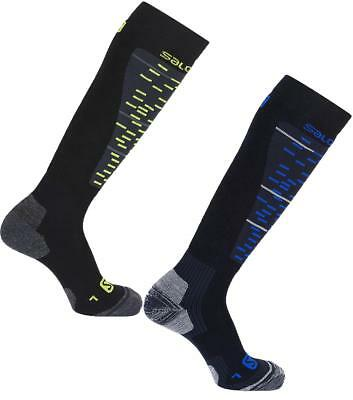 Salomon Mission Ski Sock Adults Wool Cushioned