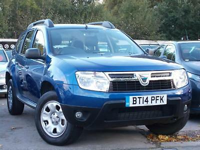 2014 DACIA DUSTER 1.5 dCi 110 Ambiance 5dr