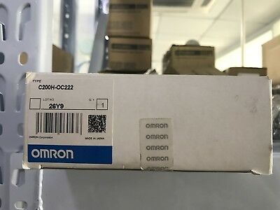 1pcs New OMRON plc C200H-OC222 IN BOX