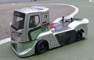 Rcon M-Bahamut Truck Body For M Chassis Cars 210-225mm WB Tamiya ABC M05 M06 M07