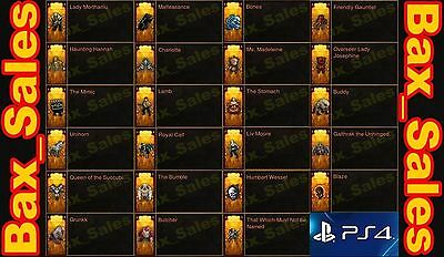 PS4 Diablo 3 RoS.(SOFTCORE) XL 29 Pets & 15 Wings Pack Patch 2.5