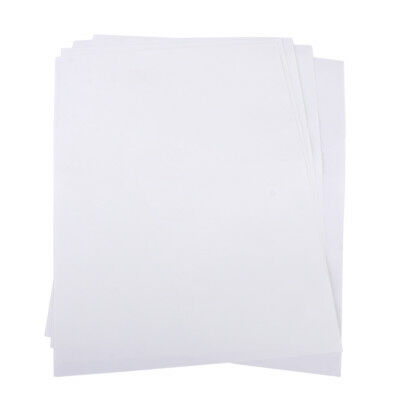 5x A4 Size Inkjet Heat T-shirt Transfer Paper Iron On Light Fabric Color Print