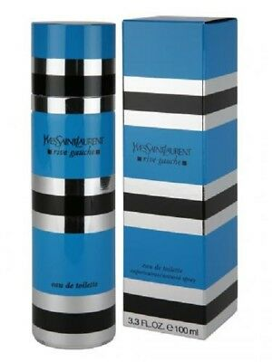 RIVE GAUCHE 100ML EDT FOR WOMEN BY YVES SAINT LAURENT - SALE PRICE 2 Days Only