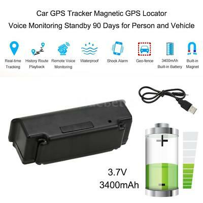 GPS Car truck Tracking Device Locator Powerful Magnet Vehicle personal Tracker