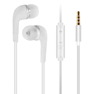 Gold Earbuds Headphones with Mic and Remote for iPhone 6s 6 6Plus 5s 5c 4s iPod