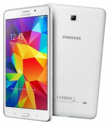 8.0in Samsung Galaxy Tab 4 SM-T330 (16GB, White) WiFi Android Tablet AU
