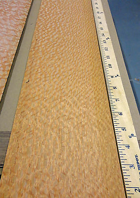 """Cereijera Crotch wood veneer 16/"""" x 18/"""" raw with no backing 1//32/"""" thickness A"""
