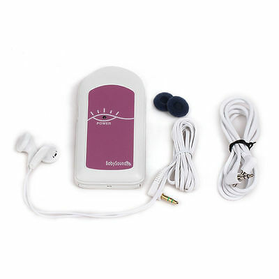 HOT!Baby Heart Monitor.contec baby sound A.free gel and sound cable + earphone.