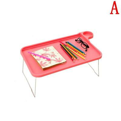 Portable Laptop Notebook Computer Foldable Desk Sofa Bed Tray Table Stand Pop