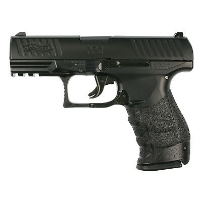 Softair - Pistole - WALTHER PPQ HME (Heavy Metal Energy) - ab 14, unter 0,5 Joul