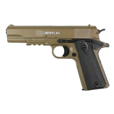 Softair - Pistole - HPA Colt M1911A1 Federdruck - ab 14, unter 0,5 Joule