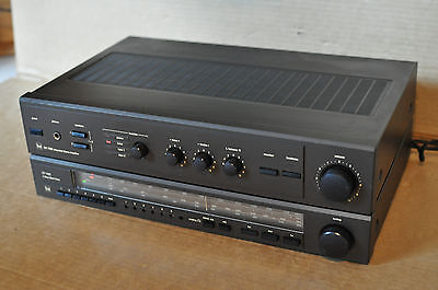 Dual CV-1160 Integrated Stereo Amplifier + Dual CT-1160 Tuner, funktionstüchtig