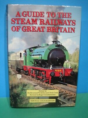 A Guide To The Steam Railways Of Great Britain ~ 1984 > Excellent See Photo's