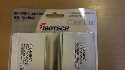 Isotech Anti Bacterial Swab Stick For Those Hard To Reach Places