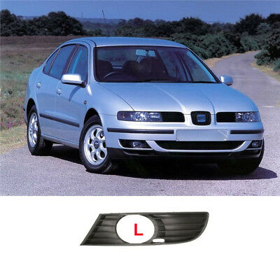 Seat Toledo Leon Front Left Lower Bumper Fog Light Grille 1999-2005 1M0853665G
