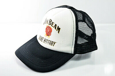 "Jim Beam, Whisky, Basebal Cap, Mütze ""Make a History"""